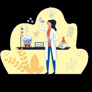 خدمات آزمایشگاهی ژنتیک، کشت سلول، بیوتکنولوژی، میکروبیولوژی